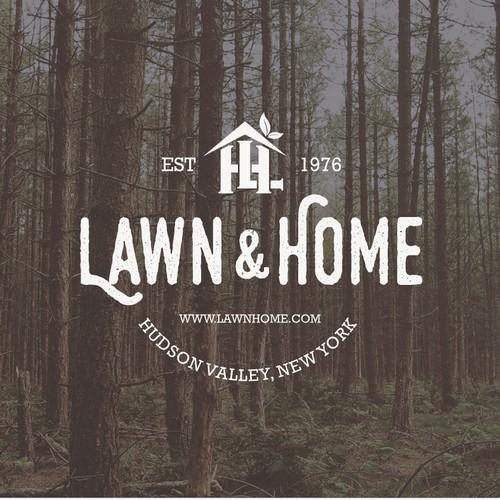 Logo Concept for Garden and Home Maintenance