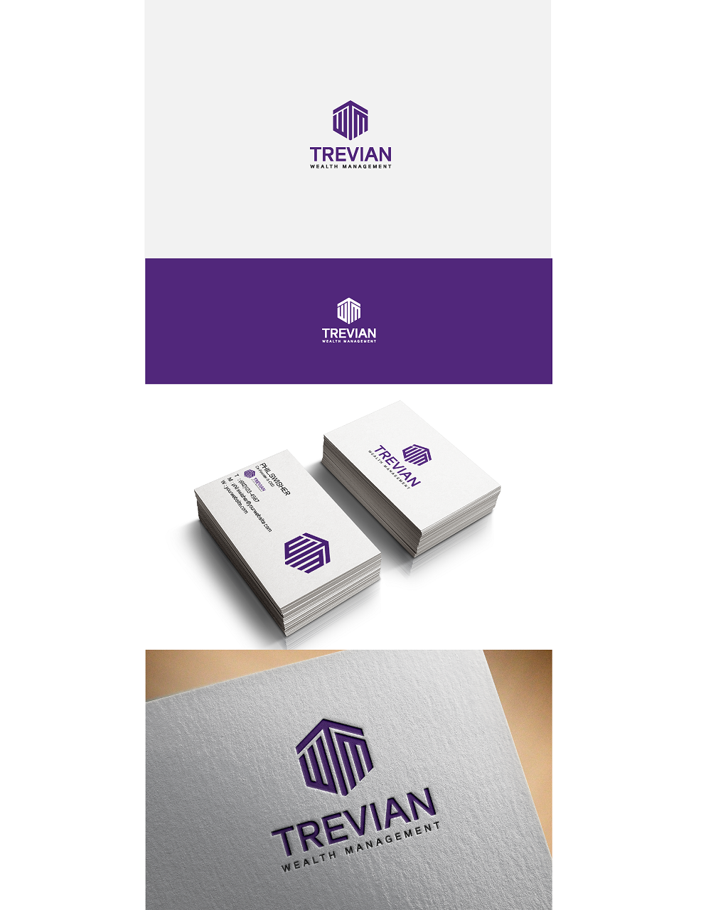 Create a classically elegant logo for a great wealth management start-up
