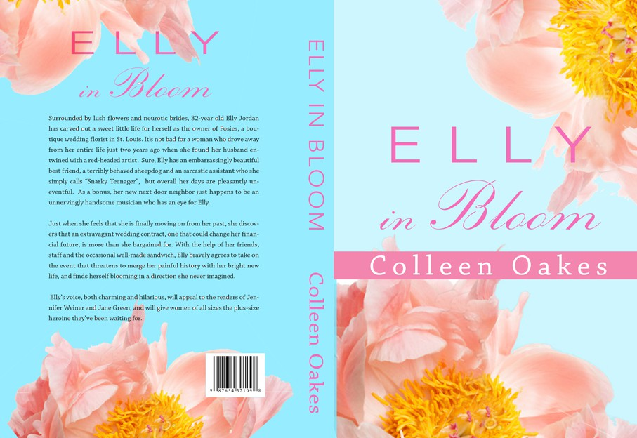 Chick-Lit Author needing a bright, fun, girly book cover.