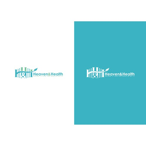 Create a capturing logo for Heaven & Health: a health expo for thesoutheast