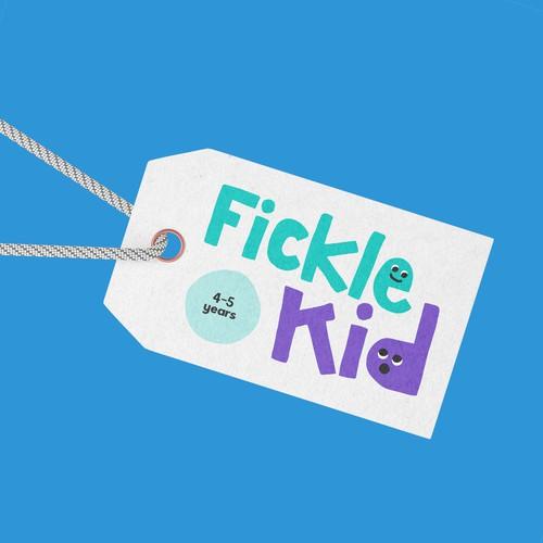 'Fickle Kid' children's clothing brand
