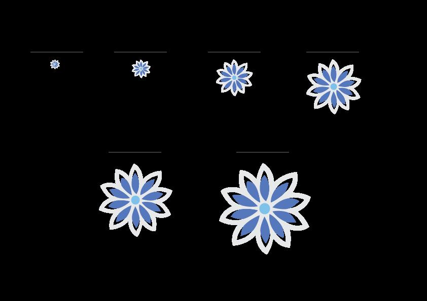 Simplified Web Creator Suite flower