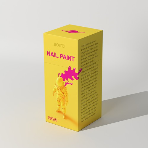 Cosmic Luxury Packaging