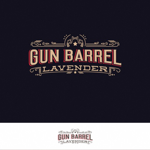 Gun Barrel Lavender