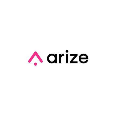 Brand identity design for ARIZE