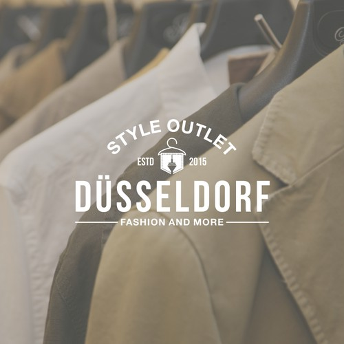 Logo proposal for DUSSELDORF