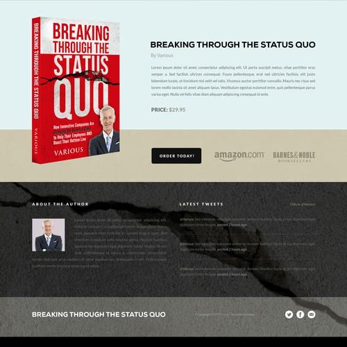 Breaking Through the Status Quo