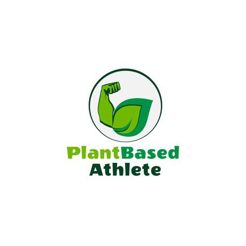Logo Design for Plant Based Athlete
