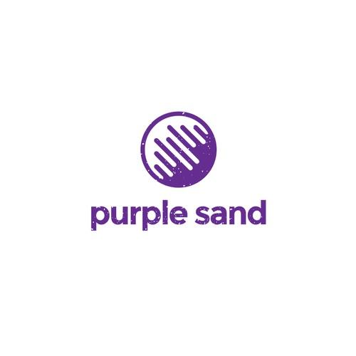 Purple Sand Logo