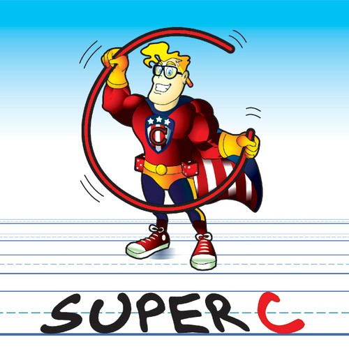Super C Super Hero to the rescue!