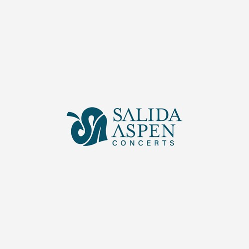 Logo for a Classical Music Organization