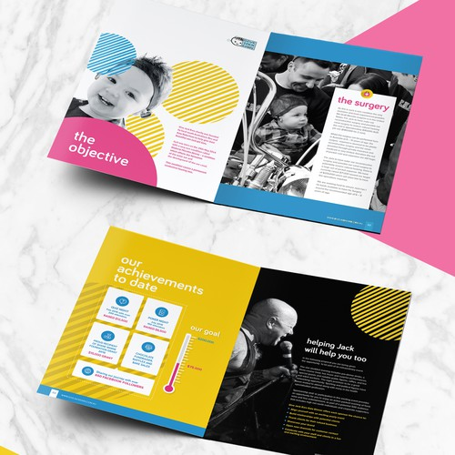 Gala Dinner Sponsorship Prospectus Design