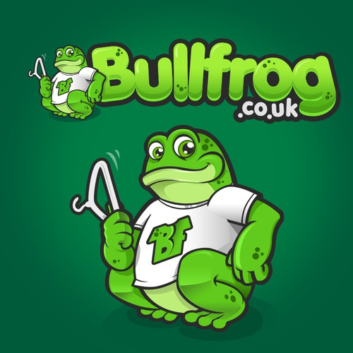Bullfrog -  Needs a Logo - Guaranteed Winner!