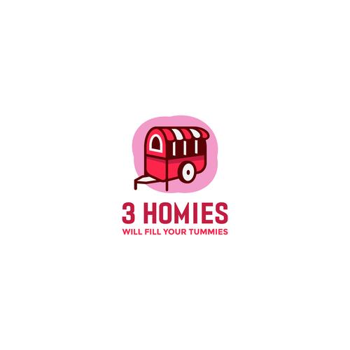 3 HOMIES