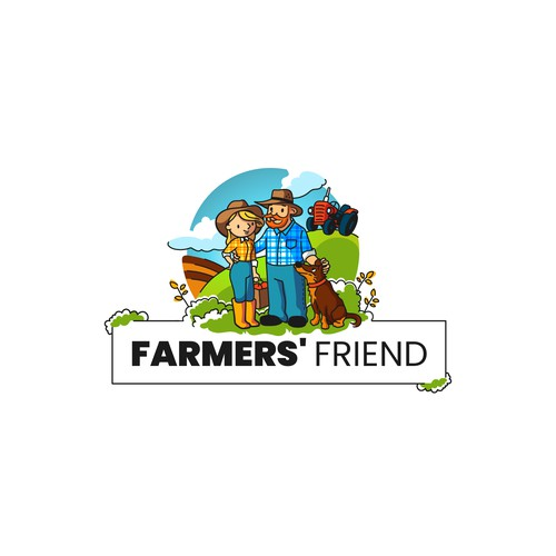 Logo Design for Farmers'Friend