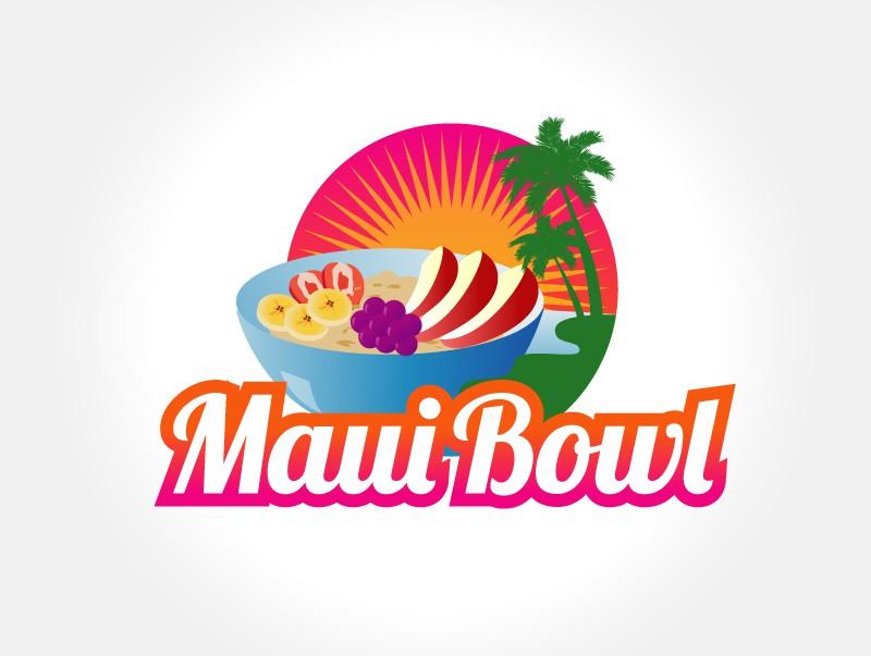 Help Maui Bowl with a new logo
