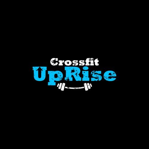 Logo for a gym/fitness