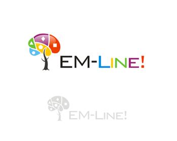 logo for EM-line