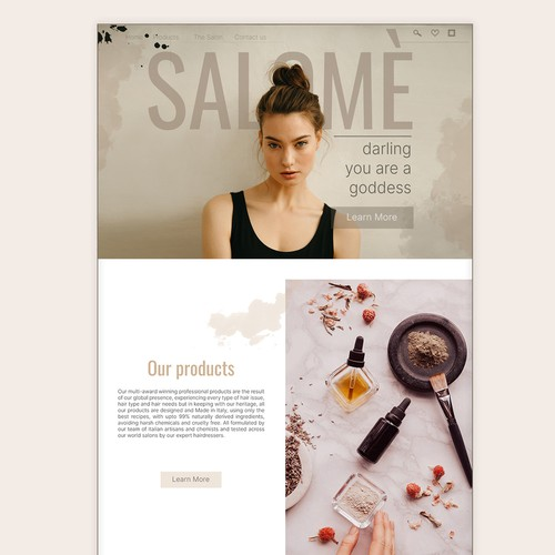 SQUARE ONLINE STORE| for Salome
