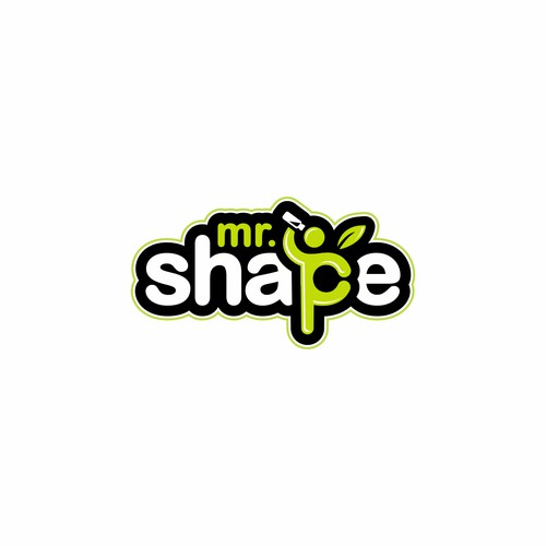 MR. SHAPE logo