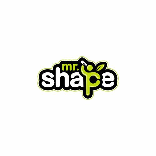 MR. SHAPE logo