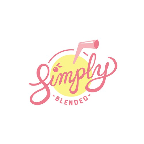 Logo Concept for Fruit Juice
