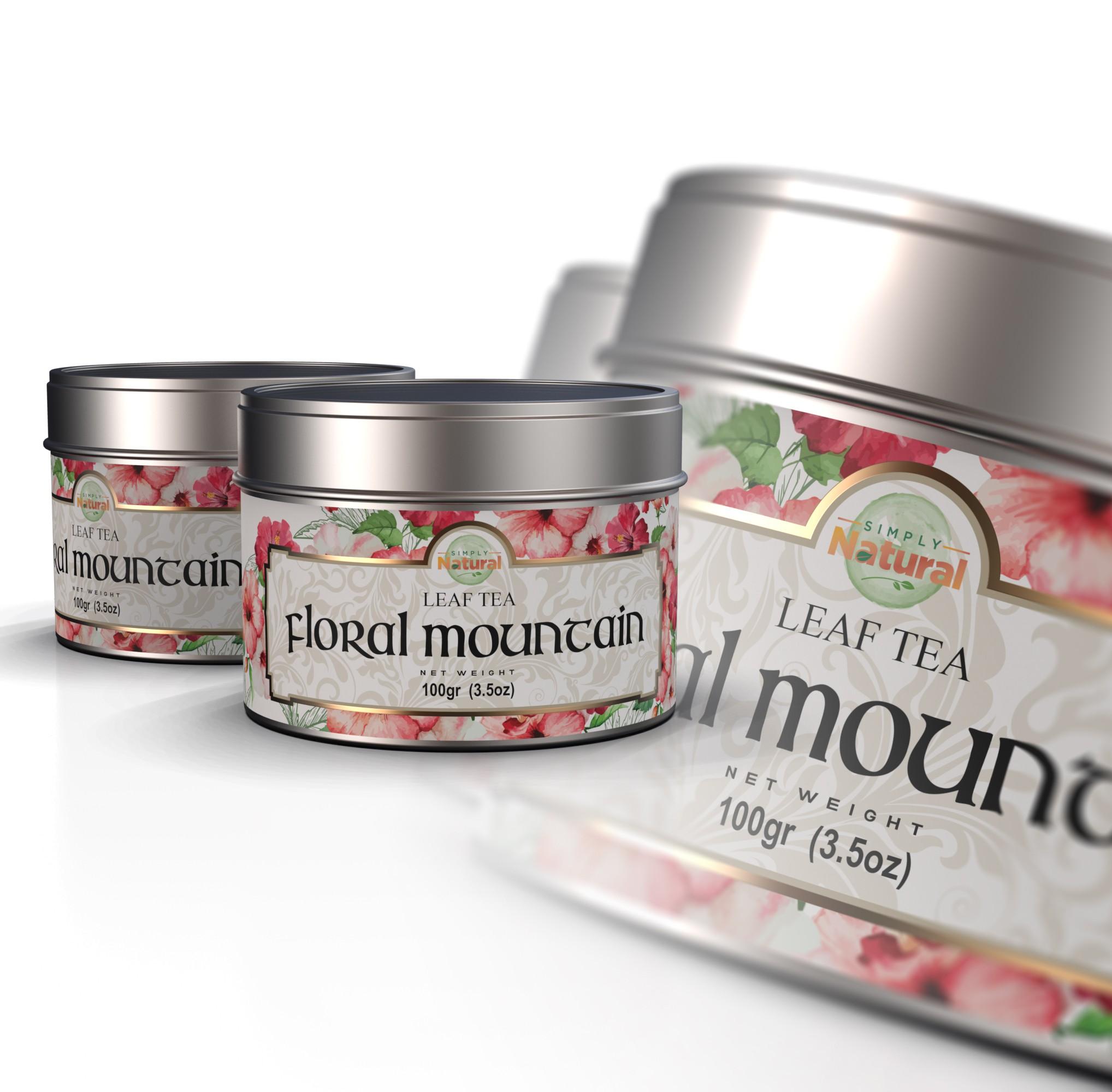 Label for tea