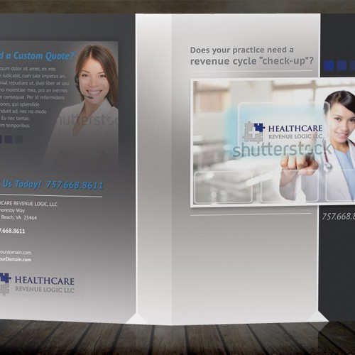 Healthcare Revenue brochure