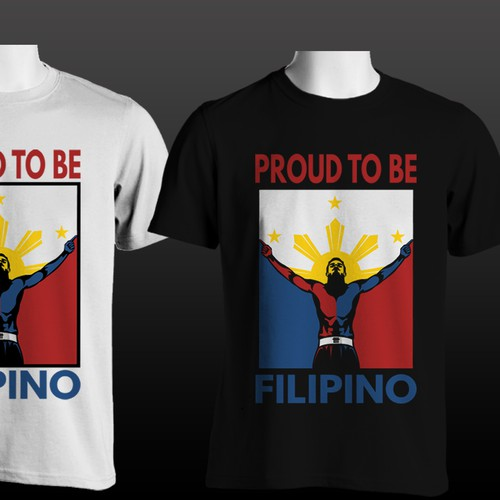 Bold Logo Design for Philippine Modern T-shirt/Hoodie design for Kids and Teenagers