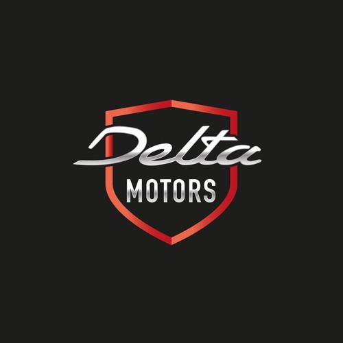 Logo konzept Automobil