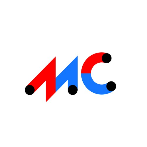 Logo concept for entertainment website
