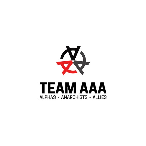 strong logo for Team AAA