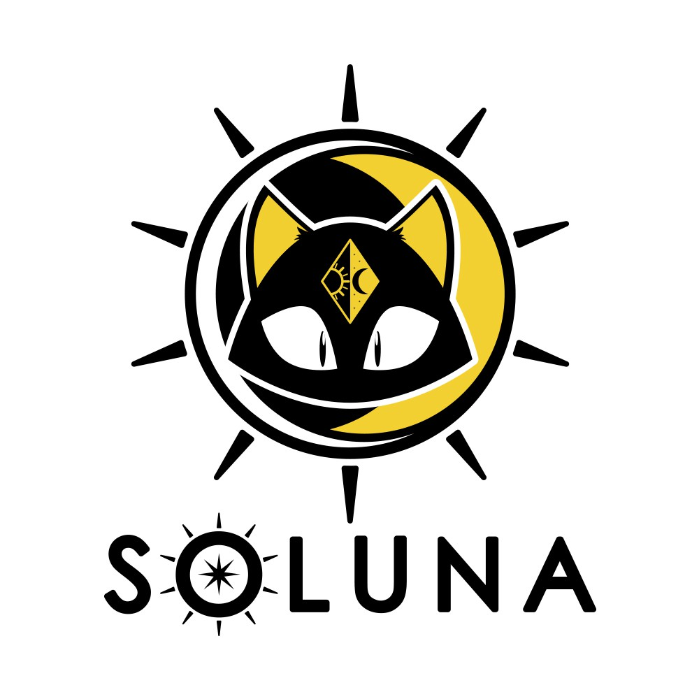 Design a logo for fellow nerds a la Soluna!