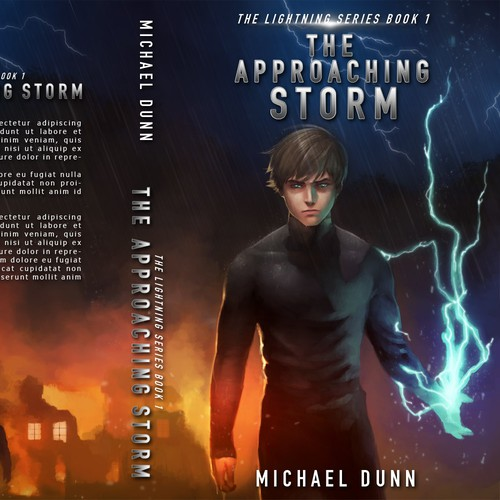 Lightning Series Book 1 Cover