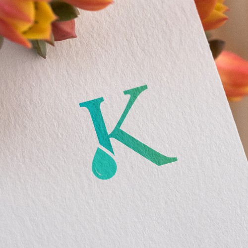 Logo Design for Kien- a natural products company