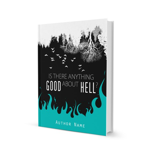 Paradoxical Cover for Book on Hell