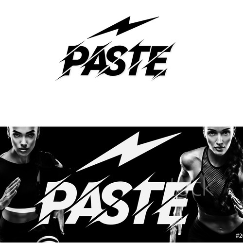 Logo for sport clothing brand