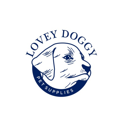 Logo for Pet Supplier looking
