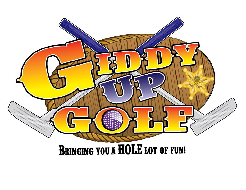 Create the next logo for Giddy Up Golf