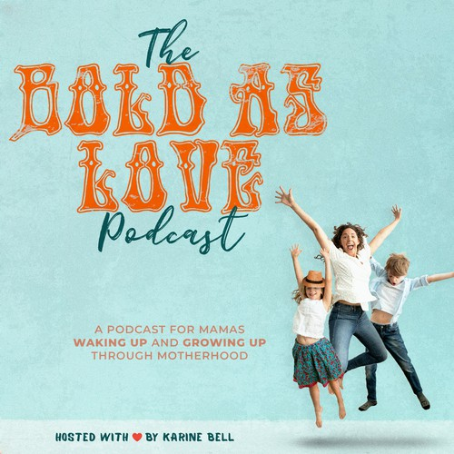 "Podcast Cover for ""The Bold As Love Podcast"""