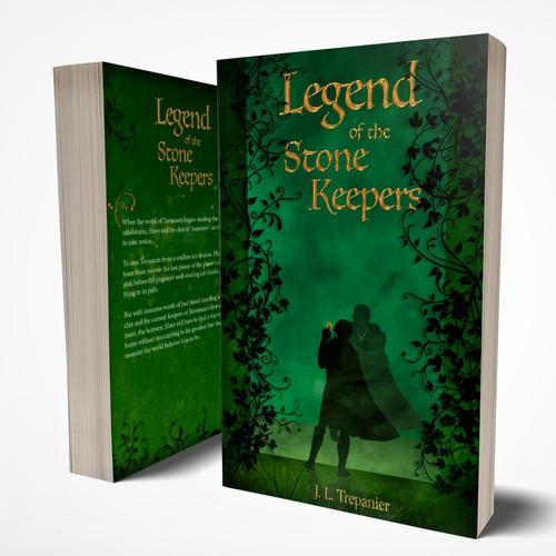 YA book cover design