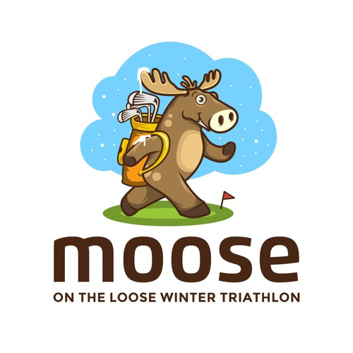 Moose on the Loose Winter Triathlon