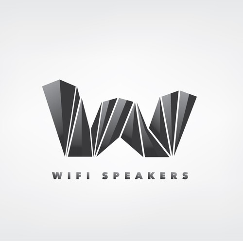 Wifi Speakers - Young, Loud and Playfull Logo