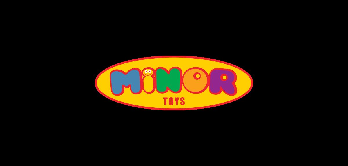 Minor Toys Logo Design