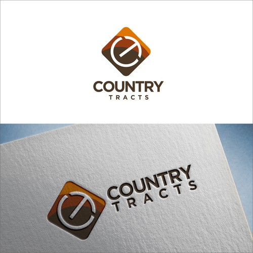 Simple Logo Concept for Country Tract