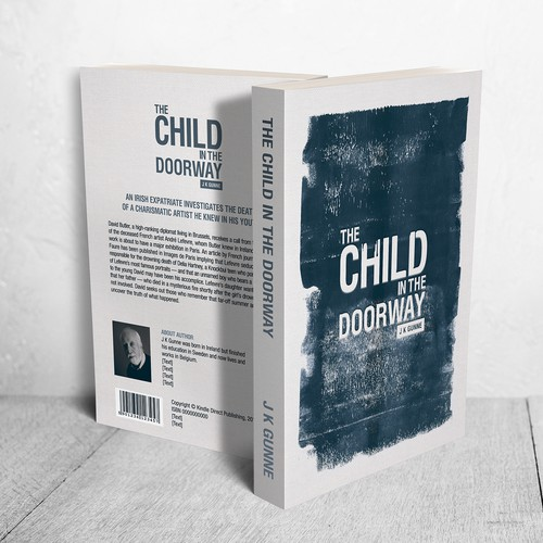 "Cover for book ""The Child in the Doorway"""