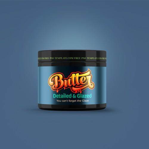 logo Design for Butter Gel
