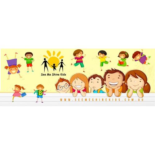 children facebook cover