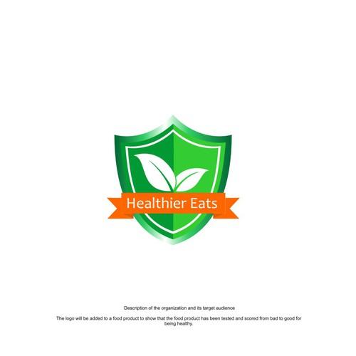 design logo healthier eats