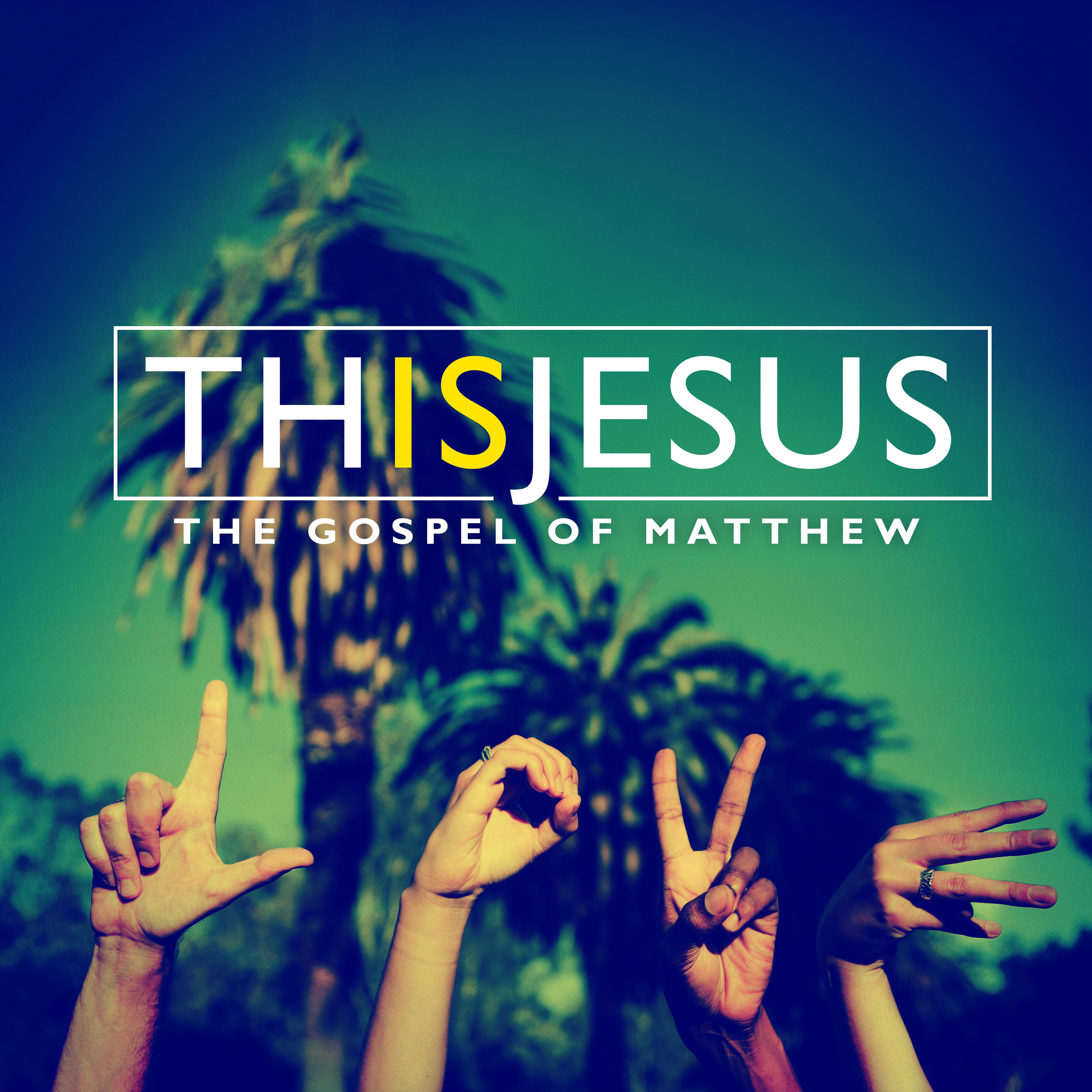 This is Jesus (Series Poster)
